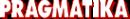Логотип компании Прагматика