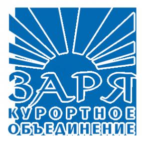 Логотип компании Заря