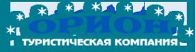 Логотип компании Орион