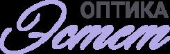Логотип компании Салон оптики Эстет