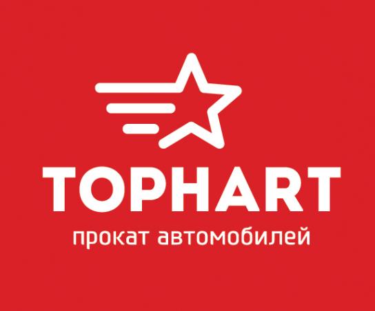 Логотип компании ТОПХАРТ