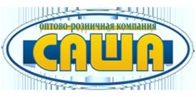 Логотип компании САША