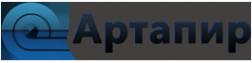 Логотип компании Артапир