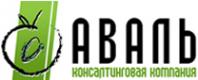Логотип компании Аваль