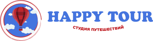 Логотип компании Happy-Tour
