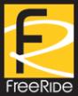Логотип компании Фрирайд